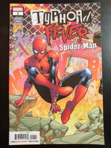 ~ VF//NM 2018 MARVEL Comics TYPHOID FEVER Spider-Man #1a