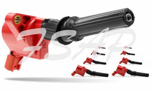 Tune Up Kit 2004 F250 Super Duty 5.4L High Performance Ignition Coil DG508 EV269
