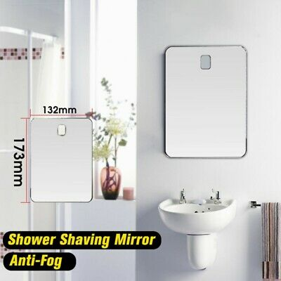 Fogless Shaving Anti Fog Shower