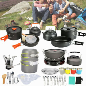 Portable-Multifunctional-Tableware-Camping-Outdoor-Hiking-Picnic-Cookware-Set