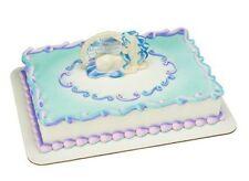 Unicorn Magic Enchanting Affirmations cake decoration Decoset cake topper set