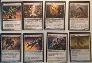 Lot-de-18-cartes-Sombrelande-MISPRINT-MISCUT-Off-center-18-cards-Mtg-Magic