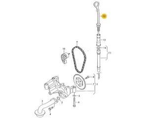 Genuine-Audi-Dip-Stick-TT-06A115611Q