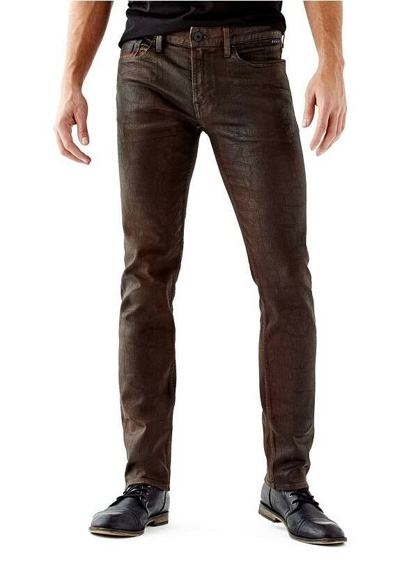 GUESS Men's Jeans Painted Canyon Wash Size 31 X 32
