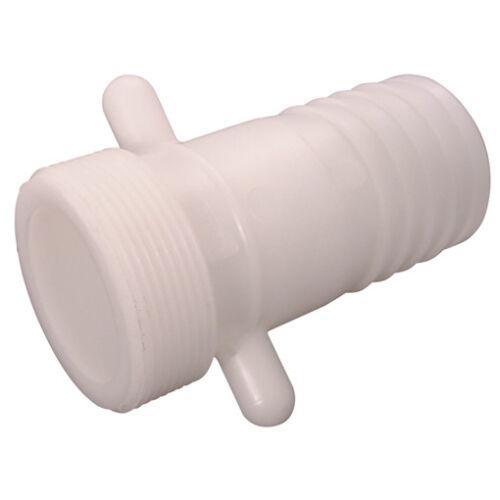 """3/"""" BSPP machos Cola De Poliéster Blanco 12-01195 Jaymac Industrial Products"""