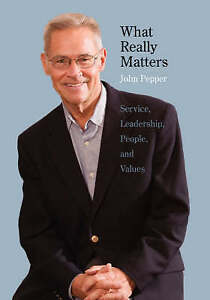 What-Really-Matters-Service-Leadership-P-Brand-New-Free-P-amp-P-in-the-UK
