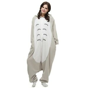 Image is loading My-Neighbor-Totoro-Kigurumi-Onesi1-Pajamas-Unisex-Adult- 59dc4cdfd