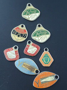 Vintage-Young-Services-amp-Citizens-Club-1970-to-1977-Pendant-Badge