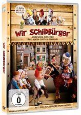 Wir Schildbürger * DVD mit den Marionetten der Augsburger Puppenkiste Pidax Neu