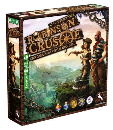Robinson Crusoe Abenteuer auf der Verfluchten Insel Pegasus Spiele #51945G