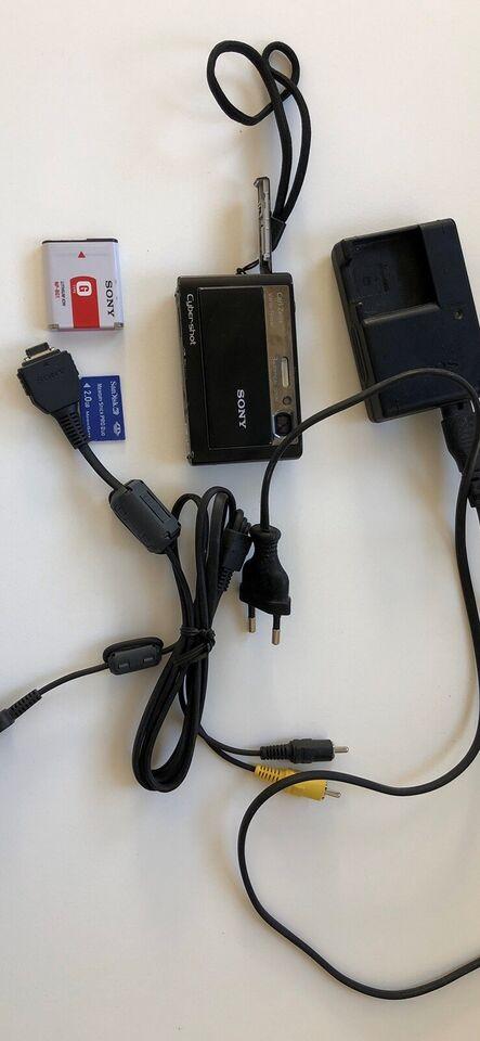 Kammera, Sony, Cyber-shot