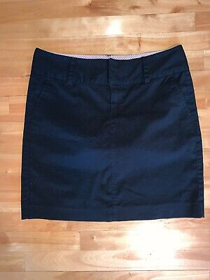 Loyal Vintage Tommy Hilfiger Tommy Jeans Womens Black Skirt Size 13 Clothing, Shoes & Accessories