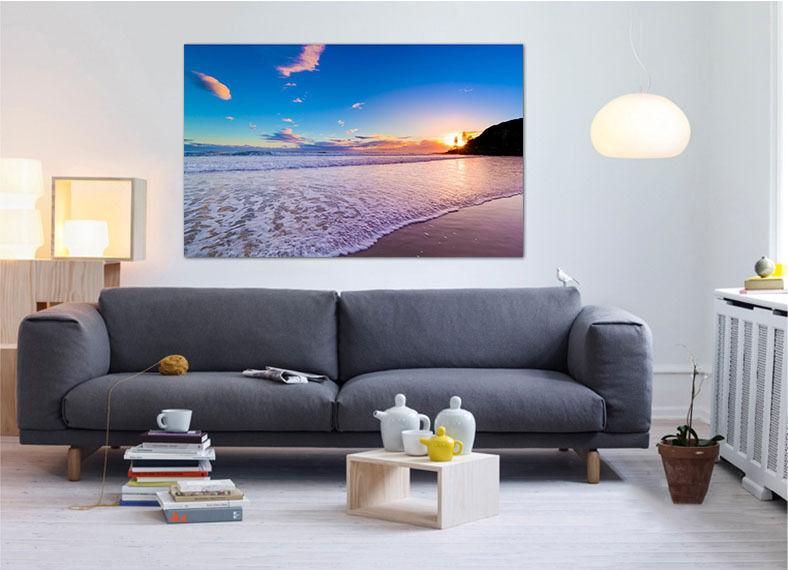 3D blueer Himmel Strand 62 Fototapeten Wandbild BildTapete AJSTORE DE Lemon
