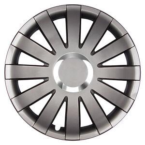Radkappen 15 Zoll ONY graphit für Toyota VW Radblenden Radzierblenden