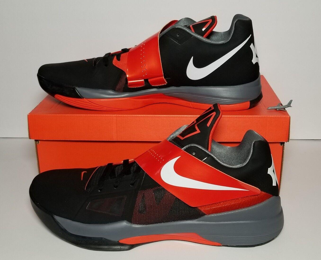 online retailer 16aca 1b6ae Nike Zoom KD IV Hombre Hombre Hombre Talla 18 nuevo en caja Kevin Durant  raro473679 005