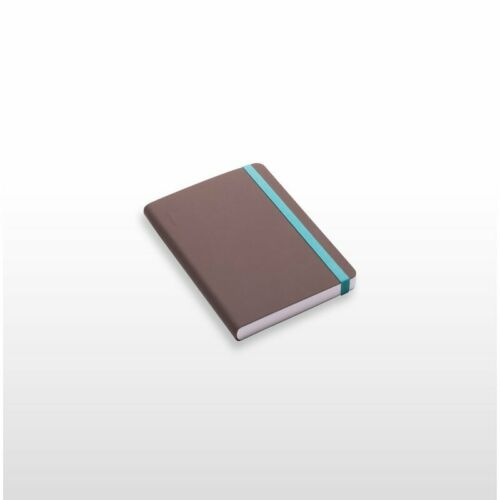 Nuuna Leather Bound Notebook HEAVEN S STONE CLOSEOUT Dot Grid New