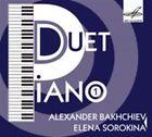 Piano Duet (CD, Nov-2014, Melodiya)