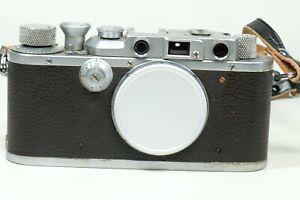 Leica-IIIA-Body-only-1937-Model-Flash-synch