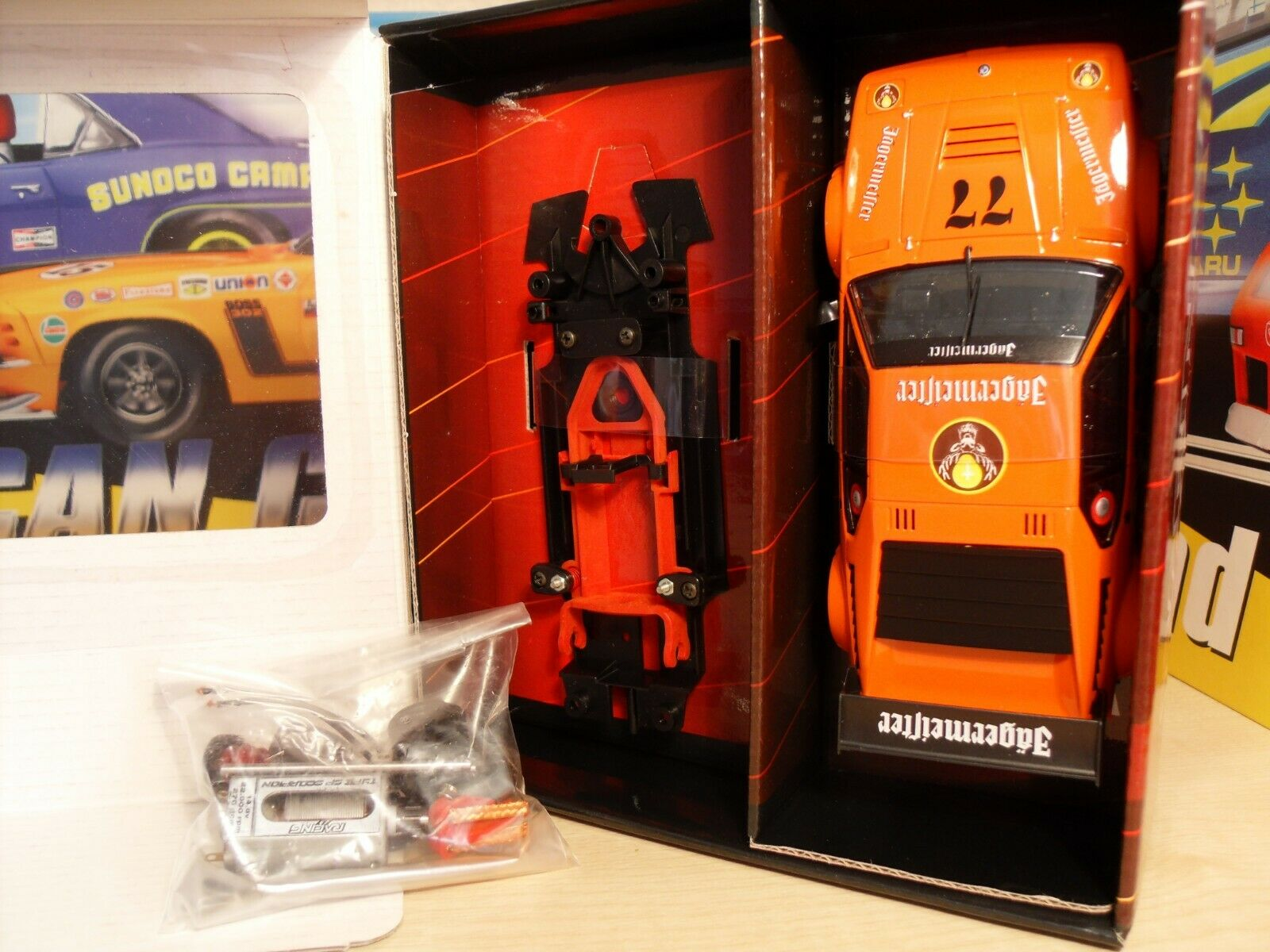 Fly 88307 BMW M1 Jagermeister Livery Brand New in Box.