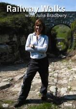 RAILWAY WALKS WITH JULIA BRADBURY - DVD - REGION 2 UK
