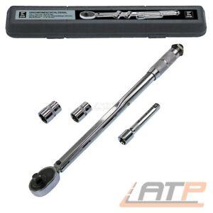 Enva llave dinamométrica 10-210 nm 1/2 pulgadas propulsión casquillos pistola matraca