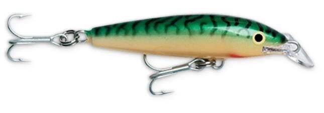 "Rapala CD Magnum CDMAG22-GM Green Mackerel 9/"" 3 1//2 oz Saltwater Count Down Lure"