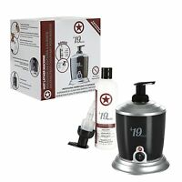 Wahl Hot Lather Machine 68908 W/extra Pump + 12 Oz Lather Bottle - Free Priority