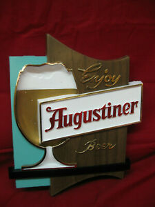 Original-Augustiner-Beer-Bar-Sign