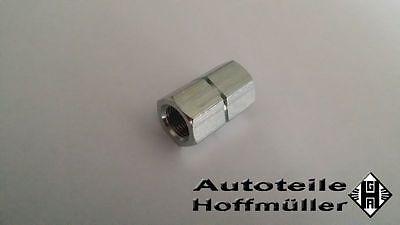 Verbinder Adapter Bremsleitung  Barkas Multicar Wartburg W50 M12x1 Bördel E