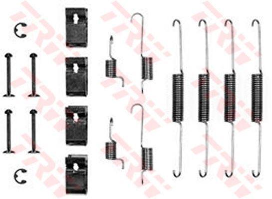 TRW SFK123 Accessoire Kit Frein Chaussures Arrière
