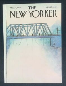 COVER-ONLY-The-New-Yorker-Magazine-May-24-1976-Arthur-Getz