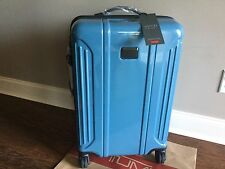 Tumi Vapor Lite Short Trip Packing Case Spinner 4 Wheel Luggage 28664 Sky Blue