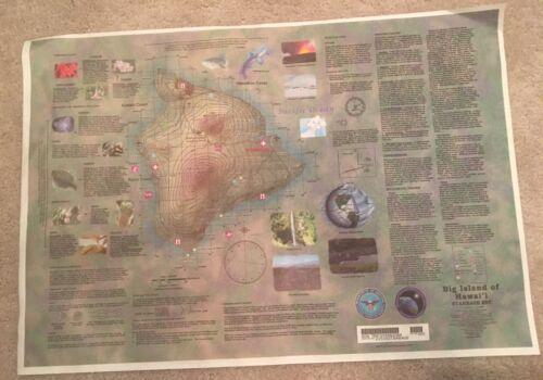 EVASION CHART STARBASE BIG ISLAND OF HAWAII