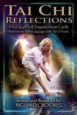 Tai Chi Reflections: A Set of 48 Self-Empowerment Cards Based on the Body Langua 5