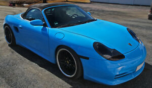 Minigonne Porsche Boxster 986 Gt3 Stile Ebay