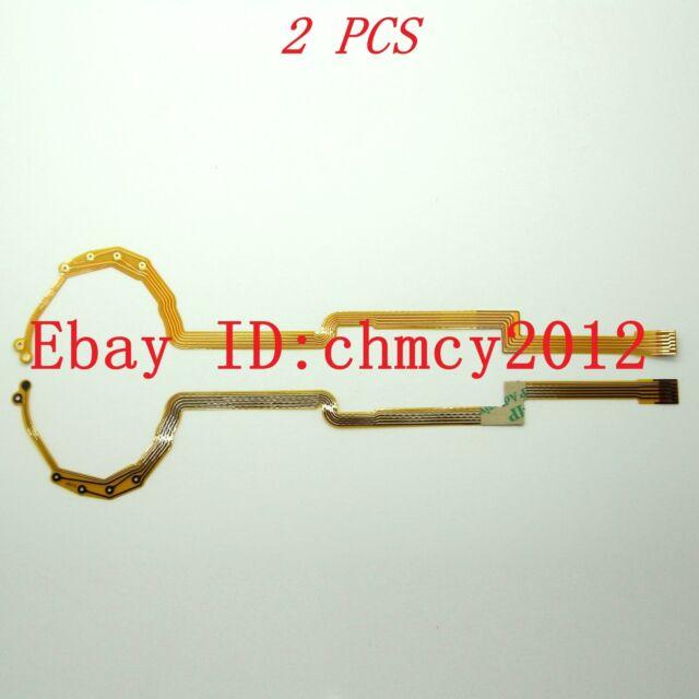 2pcs Lens Aperture Flex Cable For CANON EF 75-300mm Repair Part
