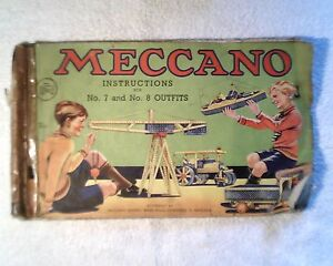 Meccano-Building-models-from-Outfits-No-7-and-8-outfits