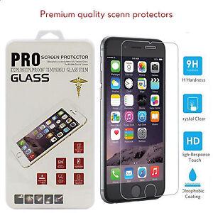 100-De-Proteccion-Protector-de-pantalla-de-vidrio-templado-genuino-para-Apple-iPhone-6S
