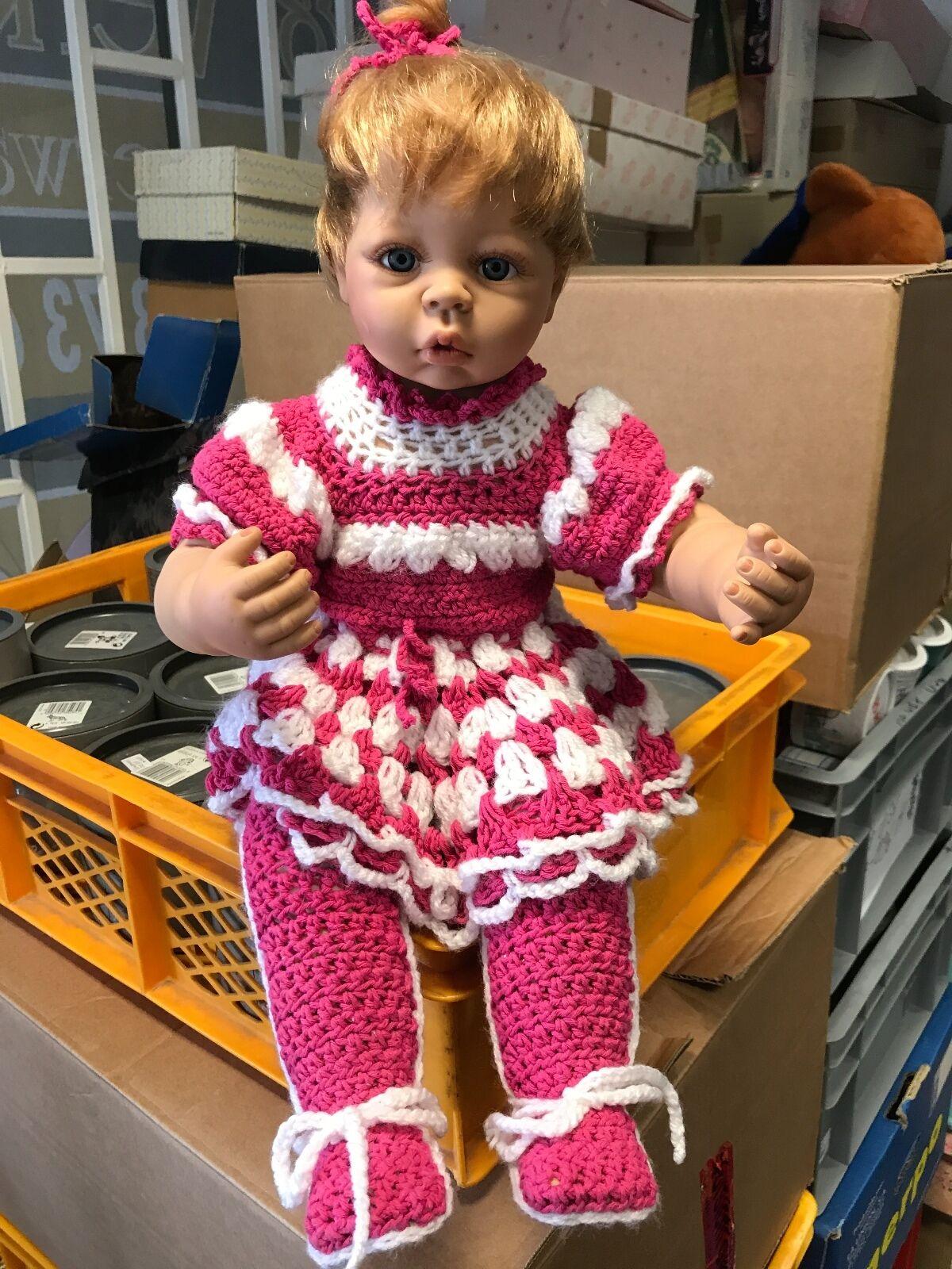 Oncrown  vinile bambola 46 CM. OTTIMO stato  i nuovi marchi outlet online