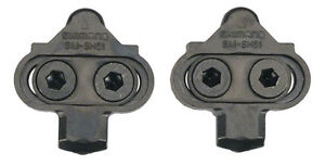 Shimano-SH51-SPD-Cleat-Set-without-Cleat-Nut-NEW