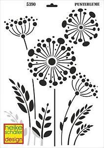 Schablone-A3-Art-Nr-5390-Pusteblumen-Heike-Schaefer