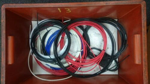 Brake /& gear outer casing housing cables for bike Fibrax bundle