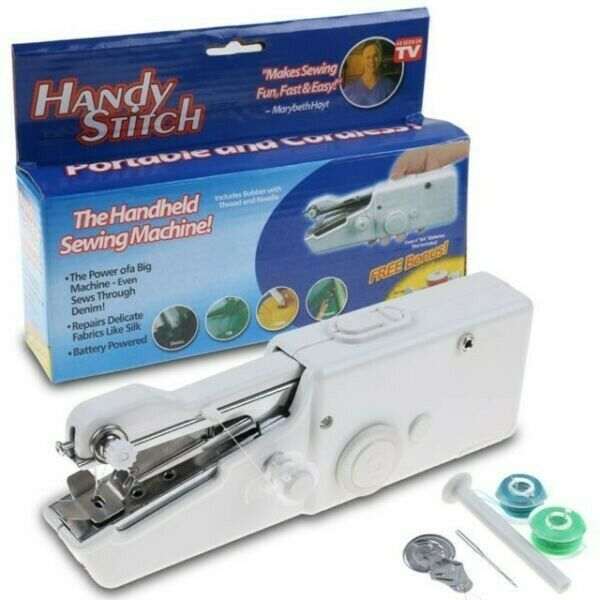 Sewing machine handheld NEW.