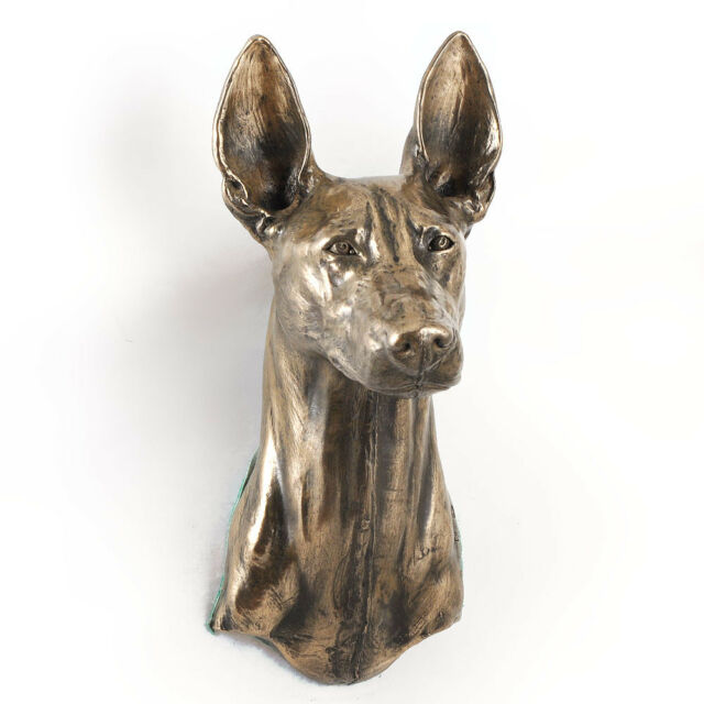 Pharaoh Hound Dog Statuette To Hang On The Wall Art Dog Limited Edition Usa Ebay