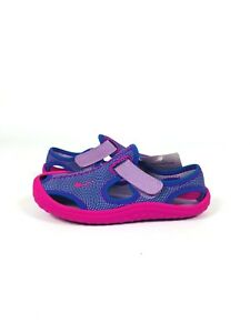 b54ab70ca Image is loading New-NIKE-SUNRAY-PROTECT-PS-GIRLS-SANDALS-903633-