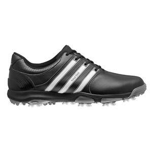 New hombre  Adidas Tour 360 x negro zapatos de golf q47032 / q47055 escoger un