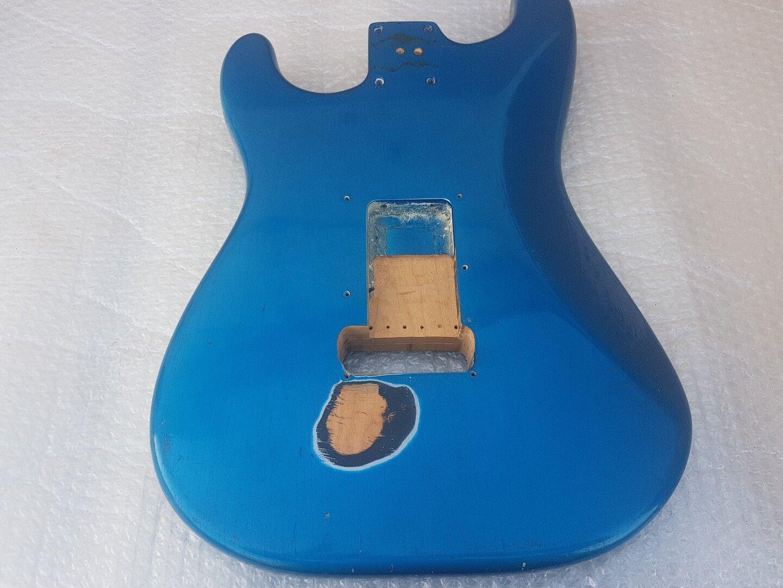 1983 Fender Stratocaster avri'57 Fullerton BODY-made in USA