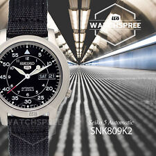Seiko 5 Automatic Military Watch SNK809K2