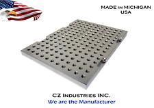 6 X 8 X 12 Mic 6 Aluminum Fixture Sacrificial Plate Mini Palletqty 1