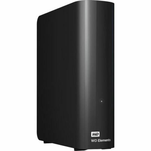WD Western Digital 2TB  WD Elements External Hard Drive for Desktop Laptops